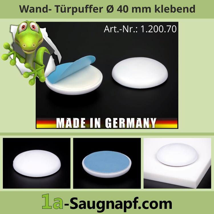 Wandpuffer Türpuffer 40mm