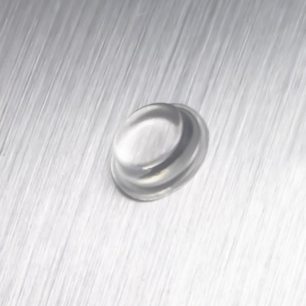 Anschlagpuffer Gumminoppen klebend Ø 12,7 mm WA: 3,5 mm | Möbelschutz