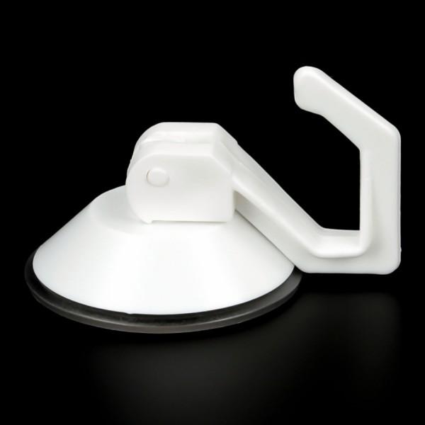 Saughaken 50 mm Saugnapf Saugnäpfe Hebelsauger | Kunststoff-Haken