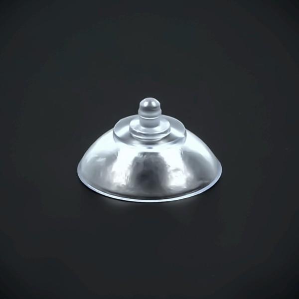 Saugnäpfe 21 mm mit Pfeilspitze für Glasscheiben | Karten | Saugnapf