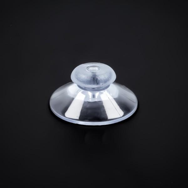 Saugnapf 30 mm mit Knopf | Saugnäpfe | Haftsauger | Kopf